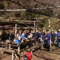 2月23日 上山口寺前谷戸復元プロジェクト