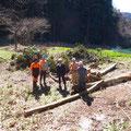 2月27日 森林づくり実践研修