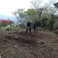 12月12日、ソッカ山頂プロジェクト