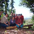 2015年09月12日、戸根山山頂プロジェクト