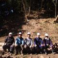 2月23日 森林づくり実践研修