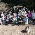 11月17日 青空共同保育「つくしとたね」連携プロジェクト