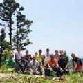 2015年07月12日、戸根山山頂プロジェクト