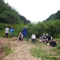 7月7日 イノシシ被害対策会議プロジェクト