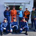 180304 二子山山系巡視プロジェクト(葉山消防山火事防止看板点検)
