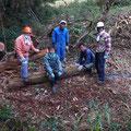 171210 森林づくり実践研修