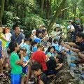 160718生物調査・保全プロジェクト