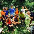 2015年06月28日、エンジョイ・トレイルランニング・プロジェクト
