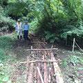 9月13日 イノシシ被害対策会議プロジェクト+大沢谷広場プロジェクト