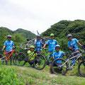 7月22日 三浦半島マウンテンバイク・プロジェクト