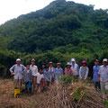 8月29日 農園管理プロジェクト+イノシシ被害対策会議プロジェクト