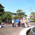 170604 二子山山系巡視プロジェクト(葉山まちづくり展参加「二子山山系巡視体験」)