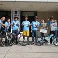 170528 三浦半島マウンテンバイク・プロジェクト(第17回葉山まちづくり展)