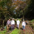 10月6日 イノシシ被害対策会議プロジェクト