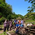 4月28日 二子山山系巡視プロジェクト