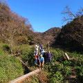 11月25日 寺前谷戸復元プロジェクト