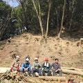 3月1日 森林づくり実践研修