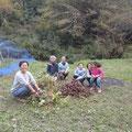 11月24日 農園管理プロジェクト