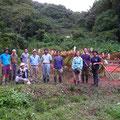 2015年09月27日、上山口寺前谷戸復元プロジェクト(午後の部)