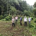 9月16日 イノシシ被害対策会議プロジェクト