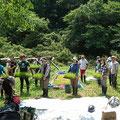 5月27日 寺前谷戸復元プロジェクト