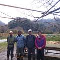 1月24日 イノシシ被害対策会議プロジェクト