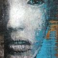 "KOTO | ""Spieglein...Nr.5"" | Acryl Kunstharz"