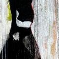 """Tanz Nr.10"" | Acryl auf Sperrholz | 82x172cm"