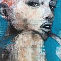 "KOTO | ""Spieglein...Nr.3"" | Acryl Kunstharz"
