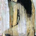 """Rost VI"" | Acryl auf Sperrholz | 90x162cm"