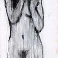 """Kontemplation Nr.6"" | Acryl auf Sperrholz | 84x185cm"