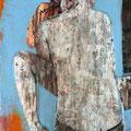 "KOTO | ""Paarungsverhalten geschlechtsreifer Tiroler"" | Acryl Kunstharz"