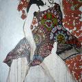 """Tanz Nr.12"" | Acryl auf Sperrholz | 120x172cm"