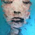 "KOTO | ""Spieglein...Nr.4"" | Acryl Kunstharz"