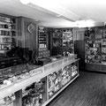Der ursprüngliche Verkaufraum.