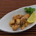 Octopus Fritter (TAKO KARAAGE) たこ唐揚げ