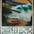 ReefHawaiianPro 2010 event poster