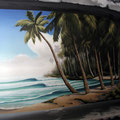 thewayout 2007 (25'x8') acrylic on walls