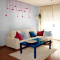 Buy creative hanging stars great for kids rooms and living rooms.