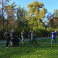 Walking and Talking im Herbst beim Foto-Walk