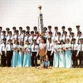 Gruppenfoto von 1976