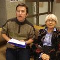 Тимур Гузаиров и Барбара Леннквист