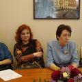 Михайлова, Чичинскайте, Белобровцева
