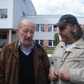 Борис Равдин и Леонид Кацис