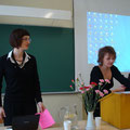Татьяна Степанищева и Екатерина Лямина