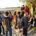 Лотмановские дни на берегу