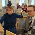 Елена Погосян и Роман Войтехович