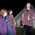 Abschluss im Lager der Black Forest Highlander