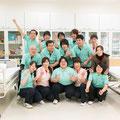 介護福祉学科の生徒たち