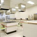 家政学実習室 通称調理実習室